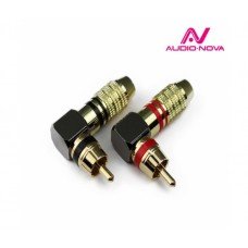 Коннектор Audio Nova RCA.4CC
